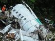 Tin mới nhất vụ máy bay rơi ở Colombia: Không phải do tai nạn