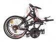 Cận cảnh chiếc xe đạp gấp sắp ra mắt của Honda