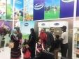 Vinamilk giới thiệu sản phẩm tới người tiêu dùng Bangladesh