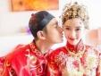 Hình ảnh đầu tiên về con trai của Huỳnh Hiểu Minh - Angela Baby