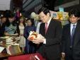Lễ hội đường sách tết Đinh Dậu 'Thành phố mang tên Bác – Khát vọng ngời sáng'