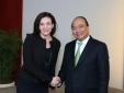 Thủ tướng Nguyễn Xuân Phúc đề nghị Facebook tăng cường hợp tác ở Việt Nam