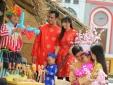 Asia Park: Ngày Tết tưng bừng với 'Phiên chợ ngày xuân'