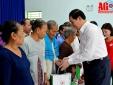 Chủ tịch nước chúc Tết gia đình chính sách, hộ nghèo tỉnh An Giang