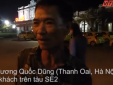 Video: Nhân chứng kể lại giây phút sinh tử khi tàu SE2 lật nhào