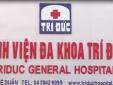 Công bố nguyên nhân 2 người chết khi gây mê ở bệnh viện Đa khoa Trí Đức