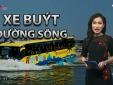 Bất ngờ xe bus đường sống tại TP.HCM