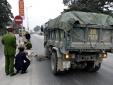 Tai nạn giao thông ngày 28/2: Cụ ông 85 tuổi bị xe tải đâm văng, tử vong