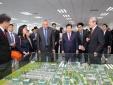 Thủ tướng Singapore Lý Hiển Long khai trương Trung tâm doanh nghiệp Maple Tree
