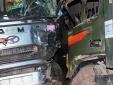 Tai nạn giao thông ngày 23/3: 3 tài xế gãy chân tay sau tai nạn liên hoàn