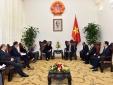 Thủ tướng đề nghị Đại học Harvard tiếp tục hỗ trợ Việt Nam