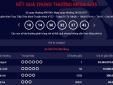 Xổ số Vietlott: Hôm nay thêm một người 'ẵm' giải Jackpot hơn 12 tỷ đồng?