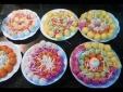 Ngày Tết Hàn thực 3/3 âm lịch: Bột bánh trôi ngũ sắc bán 'chạy như tôm tươi'