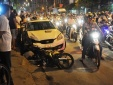 Tai nạn giao thông ngày 25/4: Bị tàu hỏa tông văng gần 10m, người đàn ông tử vong