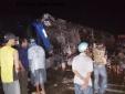 Tin mới vụ tai nạn xe khách trong đêm, hơn 10 hành khách nhập viện