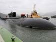 Tàu ngầm Alexander Nevsky 'kho tên lửa ngầm' khủng khiếp nhất của Nga