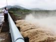 Tắm sông lúc thủy điện Sông Ba Hạ xả nước, 4 học sinh bị cuốn trôi