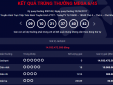 Xổ số Vietlott: Lại có thêm người 'ẵm' giải Jackpot hơn 20 tỷ?