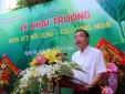 Bộ trưởng Bộ KH&CN Khai trương Điểm kết nối cung cầu công nghệ vùng Bắc Trung bộ