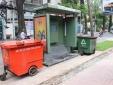 Đắp chiếu trạm thông tin du lịch thành nơi... đổ rác
