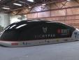 Lộ diện tàu siêu tốc chạy với vận tốc 1200 km/h