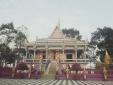 Cận cảnh ngôi chùa được trang trí bằng chén, dĩa độc đáo nhất Việt Nam