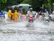 Miền Bắc lại tiếp tục đón mưa lớn kéo dài 9 ngày gây ngập úng