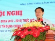 Phó Thủ tướng Vương Đình Huệ: Phải đẩy lùi tín dụng đen