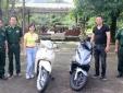 Xe SH bị mất ở Hà Nội được mang về Quảng Ninh để 'tuồn' qua biên giới