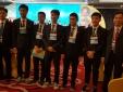 Hé lộ 5 chàng trai Việt đem về 'mưa Huy chương vàng' Olympic Vật lý quốc tế