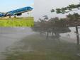 Bão số 4 chưa vào bờ, hàng loạt chuyến bay đã bị hoãn