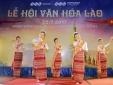 Lễ hội văn hóa Lào tại FLC Sầm Sơn thu hút 2.000 khách