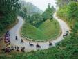 Cảnh báo giao thông: Tài xế khiếp đảm khi qua cung đường đèo Yên Minh