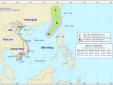 Bão số 5 xuất hiện trên Biển Đông, cấp độ rủi ro 3