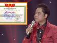 Việc ca sĩ Ngọc Sơn được phong tặng chức danh 'giáo sư âm nhạc': Chỉ là NGỘ PHONG