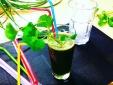 Chia sẻ cách làm sinh tố rau má cực đơn giản giúp giải nhiệt