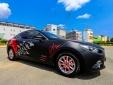 'Lạ lẫm' với Mazda 3 2017 dán tem Batman, độ đồ chơi tại TP.HCM
