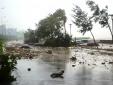 Tin bão số 6 mới nhất: Bão số 6 suy yếu tiếp tục gây mưa lớn