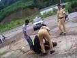 Trích xuất camera, Cảnh sát giao thông Quảng Ninh tóm gọn 3 tên trộm xe máy