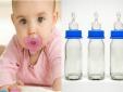 Bình bú và vú ngậm nhân tạo cho trẻ ghi nhãn thế nào mới đúng?