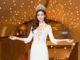 Đỗ Mỹ Linh 'trễm trệ' vị trí số 1 phần bình chọn online Miss World, lợi hay thách thức?