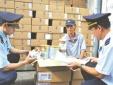 Bắt tại trận xe tải chở 720 hộp sữa dành cho trẻ em hết hạn sử dụng