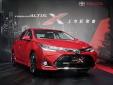 Cận cảnh Toyota Corolla Altis X 2017 'cực ngầu' giá 593 triệu đồng