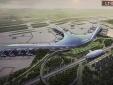 Đề xuất lựa chọn phương án LT 07 - cách điệu lá cọ cho sân bay Long Thành