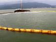 Vì sao 10.000 lít dầu DO trong tàu đắm ở Quy Nhơn biến mất kỳ lạ?
