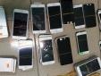 Hà Nội: Thu giữ lô hàng điện thoại iphone không rõ nguồn gốc