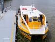TP.HCM: Người dân được đi tuyến buýt đường sông miễn phí trong 10 ngày