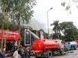 Tin mới nhất về vụ cháy quán karaoke ở Linh Đàm