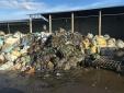 Ô nhiễm kinh hoàng tại khu chế biến nhựa '3 không'
