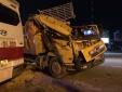 Quảng Ninh: Chạy ẩu, xe chở đất lấn làn đâm trực diện vào đuôi xe du lịch